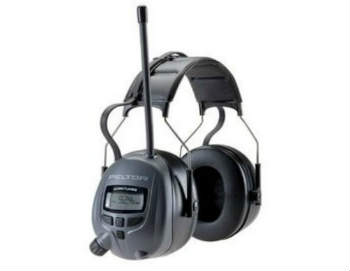 3M Peltor WorkTunes Digital Hearing Protector - Closed-Back Headphones
