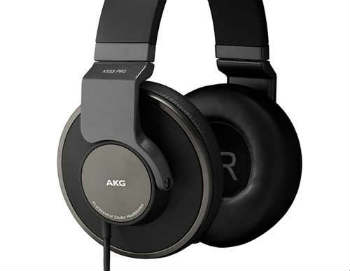 AKG K 553 Pro - Closed-Back Headphones