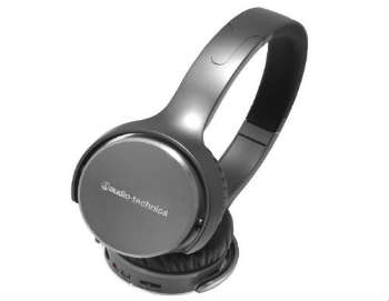 Audio Technica SonicFuel ATHOX5BK - On-Ear Headphones