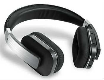 AudioMX Wireless Bluetooth 4.0 On-Ear Headphones - On-Ear Headphones