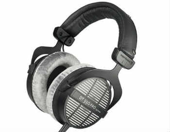 Beyerdynamic DT-990-Pro-250 Professional Acoustically Open Headphones - Open-Back Headphones
