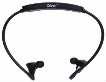 Diver Waterproof Bluetooth In-Ear Headphones - In-Ear Headphones