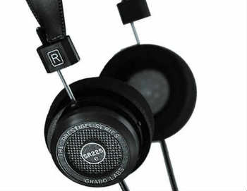 Grado Prestige Series SR225e Headphones - Open-Back Headphones