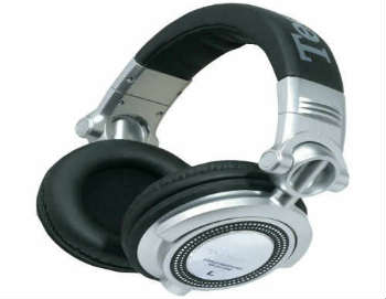 Panasonic RP-DH1250-S Technics Pro DJ Headphone - Closed-Back Headphones