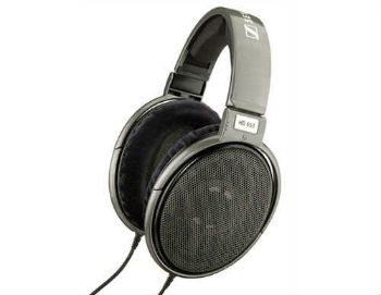 Sennheiser HD 650 Professional Headphone - Open-Back Headphones