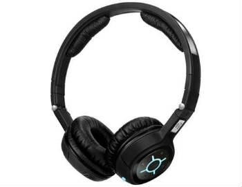 Sennheiser MM 450-X Wireless Bluetooth Headphones - On-Ear Headphones