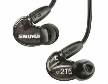 Shure SE846-CL Sound Isolating Earphones - In-Ear Headphones