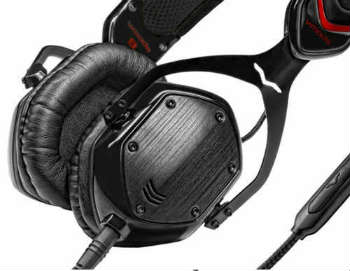 V-MODA Crossfade M-80 Vocal On-Ear Noise-Isolating Metal Headphone - On-Ear Headphones