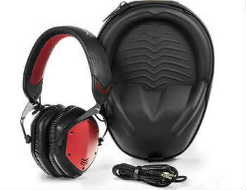 V-MODA Crossfade Wireless Over-Ear Headphone - Closed-Back Headphones