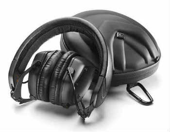 V-MODA XS On-Ear Folding Design Noise-Isolating Metal Headphone - Closed-Back Headphones