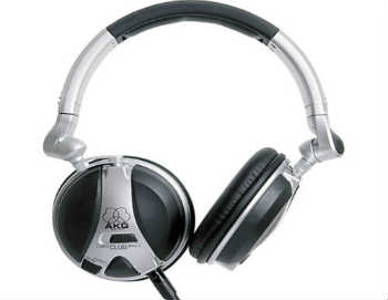 AKG K181DJ DJ Headphones - Closed-Back Headphones