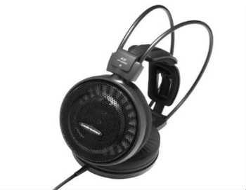 Audio Technica AUD ATHAD500X Headphones - Open-Back Headphones