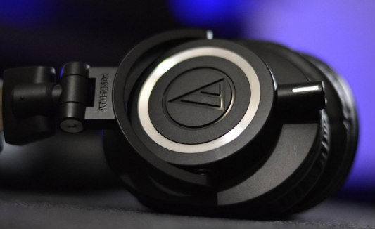 Audio Technica ATH-M50 Audiophile Headphone