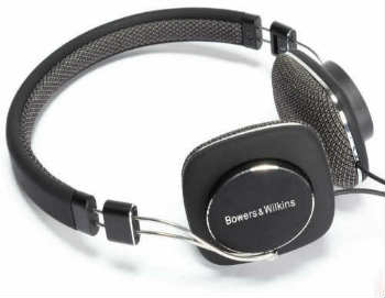 Bowers & Wilkins P3 Headphones - On-Ear Headphones