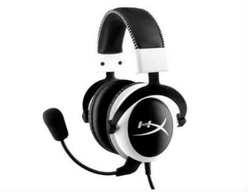 Kingston HyperX Cloud Gaming Headset - Closed-Back Headphones