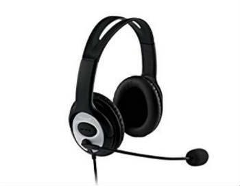 Microsoft LifeChat LX-3000 Headset - Closed-Back Headphones