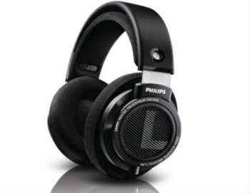Philips SHP9500 HiFi Precision Stereo Headphones  - Open-Back Headphones