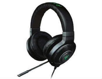 Razer Kraken 7.1 Chroma Sound USB Gaming Headset - Closed-Back Headphones