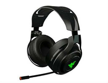 Razer Man O' War Wireless 7.1 Surround Sound Gaming Headset