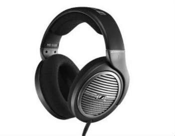 Sennheiser HD 518 Headphones - Open-Back Headphones