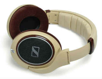 Sennheiser HD 598 Headphones - Open-Back Headphones