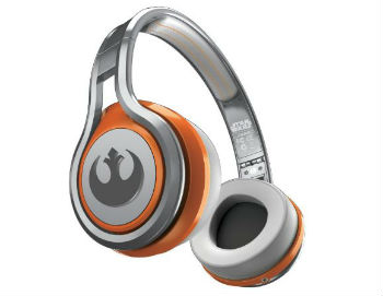 SMS Street Star Wars Rebel Alliance Headphones