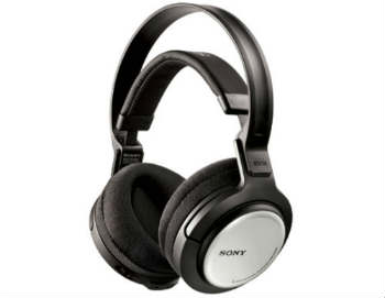 Sony MDRRF925RK Wireless Headphone - Over-Ear Headphones