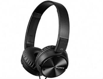 Sony MDRZX110NC Noise Cancelling Headphones - On-Ear Headphones