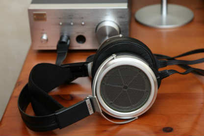 STAX SR-009 - World's Most Expensive Headphones