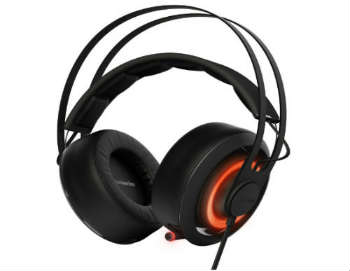 SteelSeries Siberia 650 Gaming Headset - Closed-Back Headphones