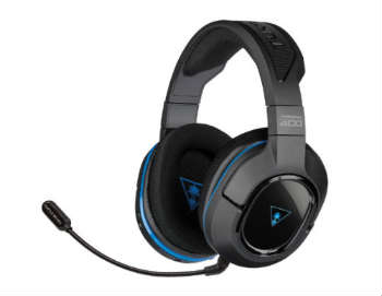 Turtle Beach - Ear Force Stealth 400 Fully Wireless Gaming Headset