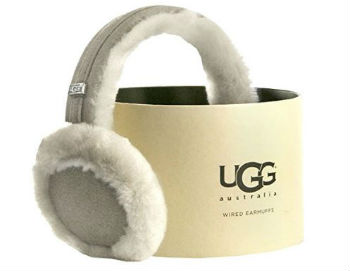 UGG CF Classic Shearling Wired Earmuffs