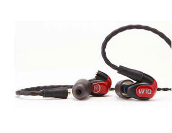 Westone W10 Single Driver Noise Isolating Earphones - In-Ear Headphones