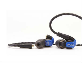 Westone W20 Dual Driver Universal Fit Noise Isolating Earphones - In-Ear Headphones